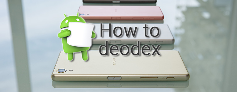 how to deodex