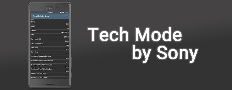 Tech Mode