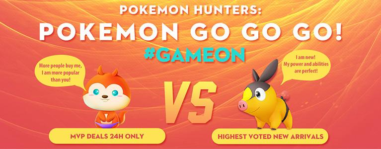 GearBest、Pokémon GO関連セールを開催中。Xiaomi Mi5などが対象に