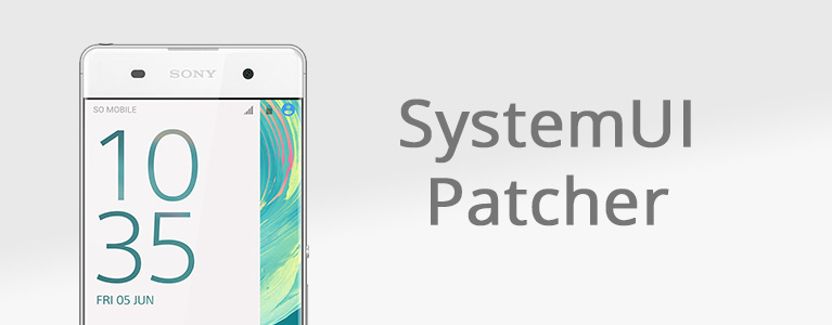 SystemUI Patcher