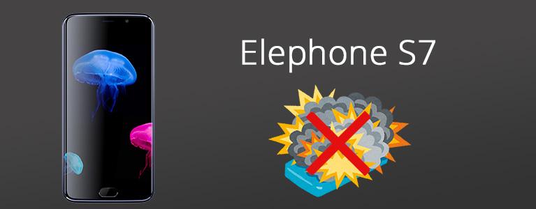 5.5インチ曲面ディスプレイにHelio X20。Elephone S7、これはヤバイ!