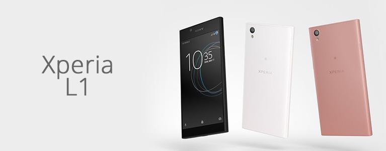 Sony Mobile、Xperia L1を発表。Type-C・5.5インチ液晶搭載の2017年エントリーモデル