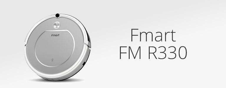 Fmart FM-R330レビュー。フローリングのモップがけもできる万能ロボット掃除機