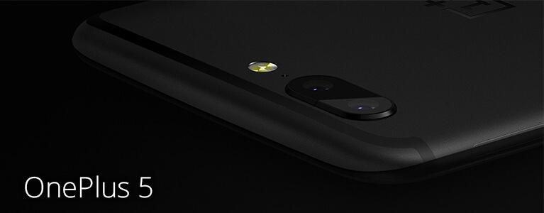 S835に8GB RAM搭載、OnePlus 5 A5000がGearBestやGeekBuying、EXPANSYSなどで販売開始