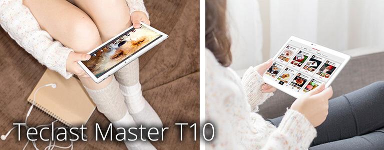 Teclast Master T10レビュー。高速な指紋センサー付き10.1インチタブレット