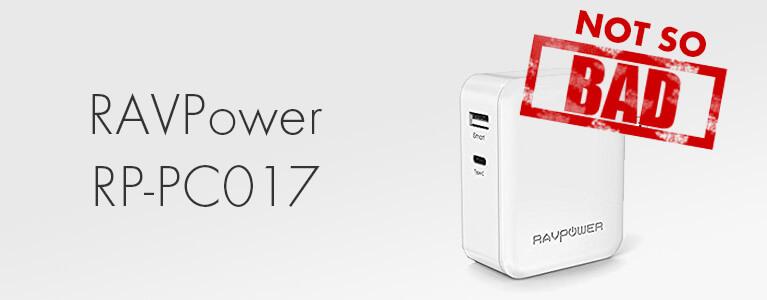 【規格適合】RAVPower RP-PC017 36W 2ポート USB充電器レビュー。過電流防止機能に不具合有り