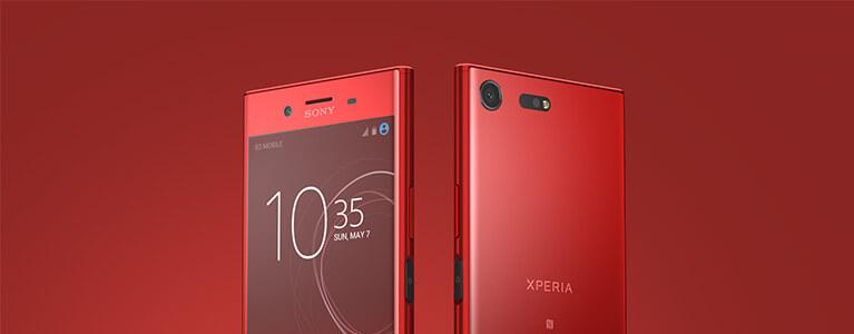 EXPANSYS、鮮やかな赤色のXperia XZ Premium Dual G8142 Rossoを販売中。77,510円