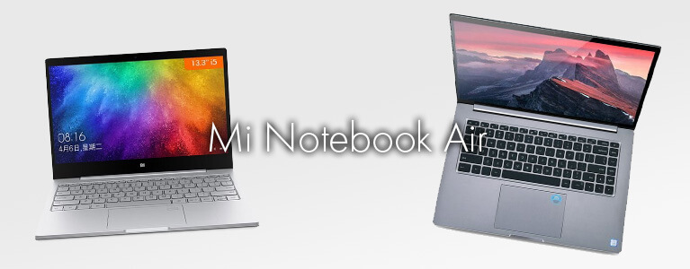 Xiaomi Mi Notebook Air 13.3が79614円!i7搭載のProは105773円など年末特売価格に