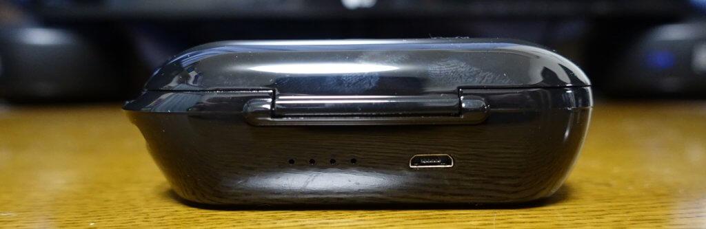 Micro USB充電