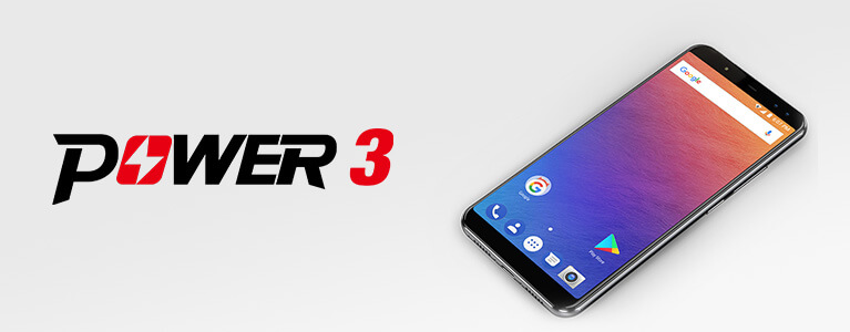Ulefone Power 3がプレセール中。Hi-Fiチップ・6080mAhバッテリー・6GB RAM搭載で3.4万円