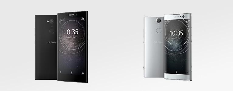 Sony Mobile、Xperia XA2、XA2 Ultra、L2を発表。XA2シリーズはS630搭載