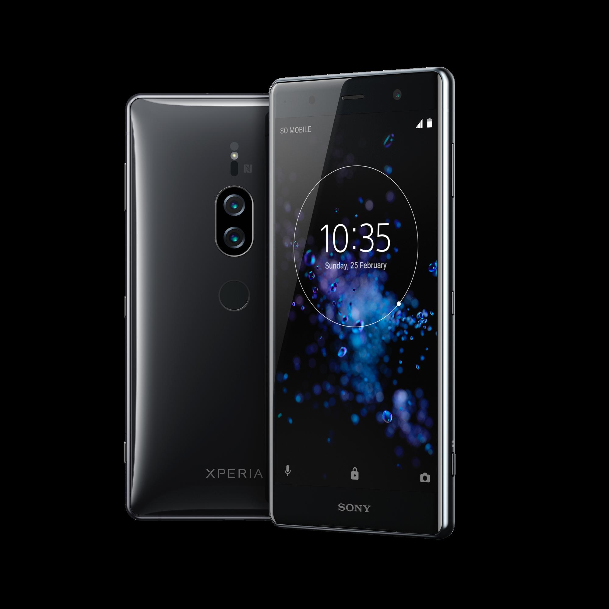 Sony Mobile、Xperia XZ2 Premiumを発表。デュアルカメラ搭載