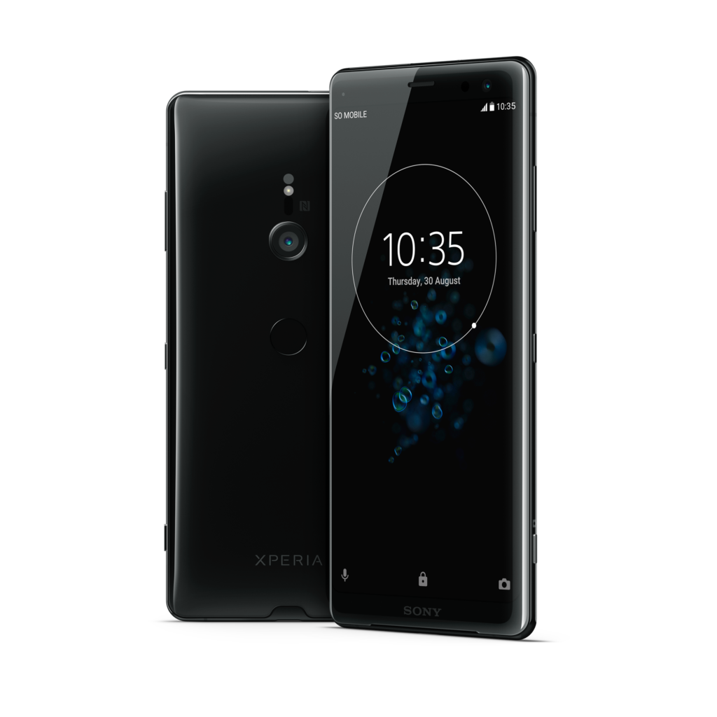 Sony Mobile、Xperia XZ3を発表。Snapdragon 845 搭載