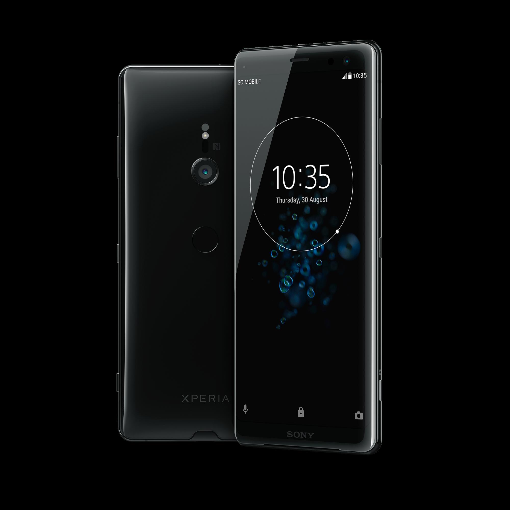 Sony Mobile、Xperia XZ3を発表。Snapdragon 845 搭載