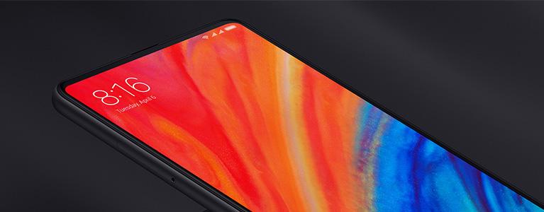 Xiaomi Mi MIX 2Sが$378.47に!Xiaomiのノッチ無しベゼルレスを買うなら今がお得【クーポン追加】