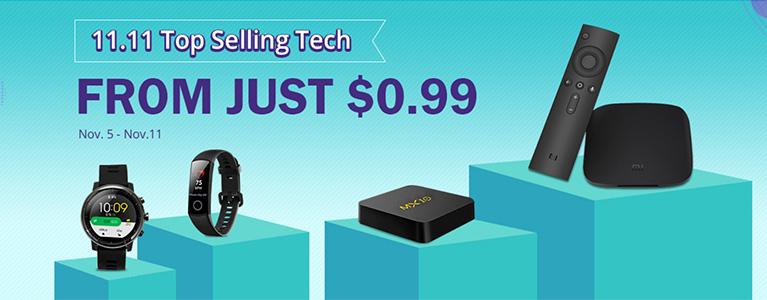 i5ミニPC VORKE V2 Proが$399.99、Xiaomiの防水バックパックが$7.99などGeekBuyingで11.11最終セール開催中