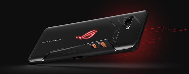 全部入りゲーミングスマホASUS ROG Phone。2.96GHzに応答速度1ms・90Hzディスプレイ、QC4も【$799.99】