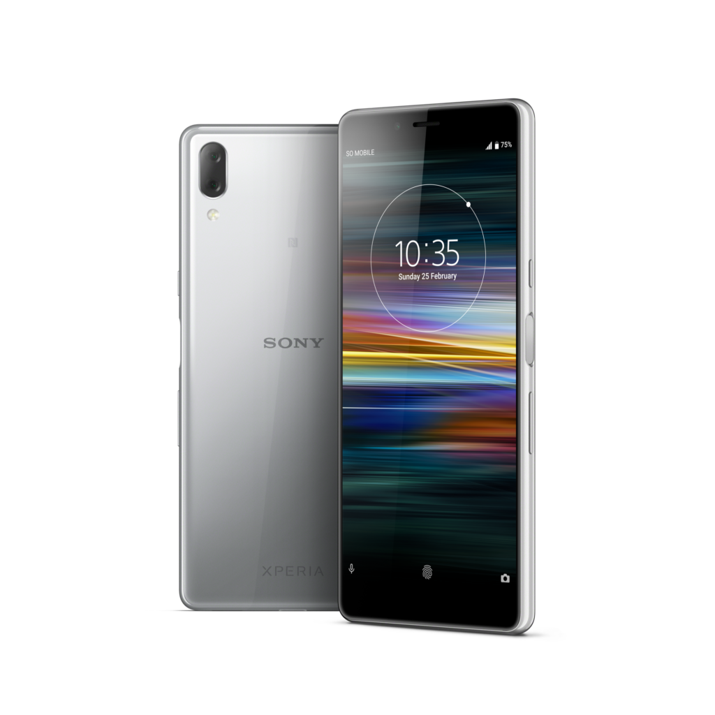 Sony Mobile、Xperia L3を発表。Mediatek MT6762搭載