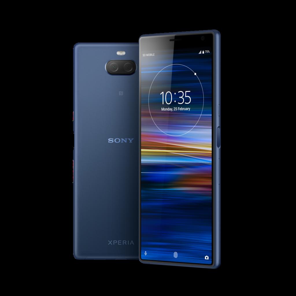 Sony Mobile、Xperia 10 Plusを発表。Qualcomm Snapdragon 636 搭載