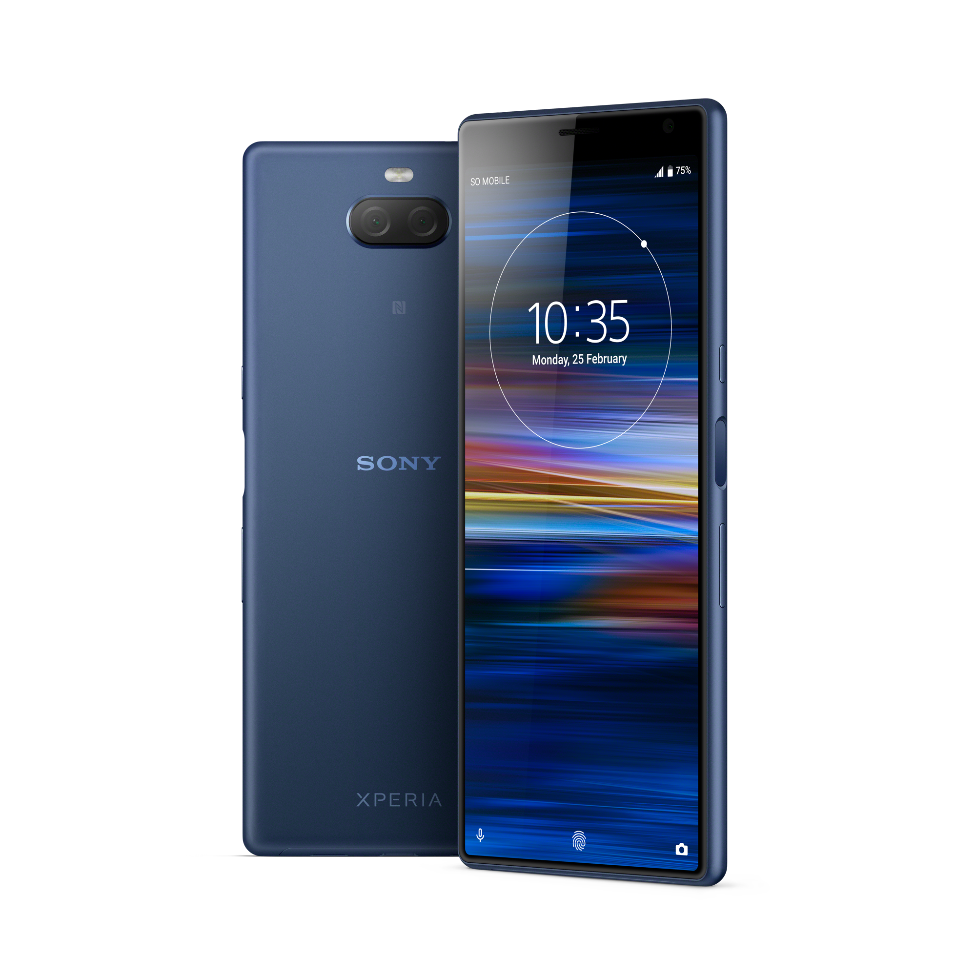 Sony Mobile、Xperia 10 Plusを発表。Qualcomm Snapdragon 636 搭載