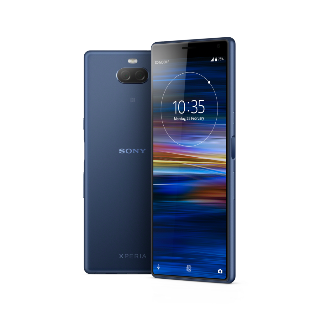 Sony Mobile、Xperia 10を発表。Qualcomm Snapdragon 630 搭載