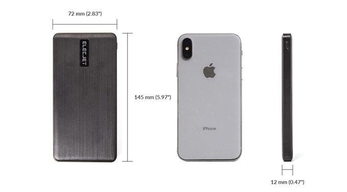 iPhone Xと同サイズ