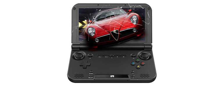 DSっぽく折りたためるGPD XD Plusが1万9781円。Android・十字キー搭載でゲーム操作特化
