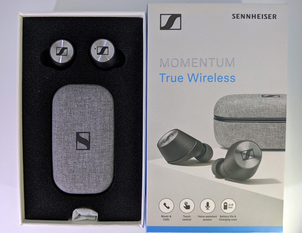 MOMENTUM True Wireless