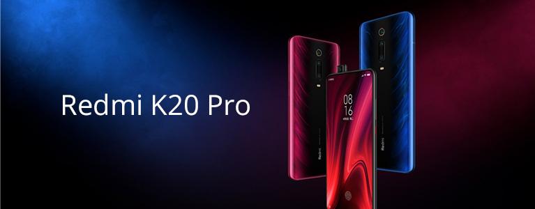 Redmi K20 Proが販売開始。S855でノッチなし48MPトリプルカメラで$442.99~