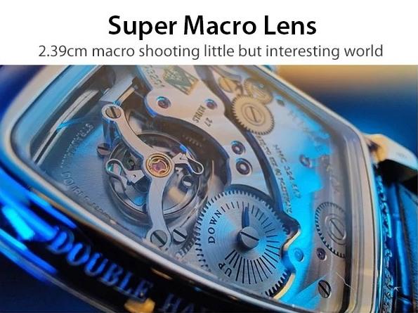 マクロカメラ
