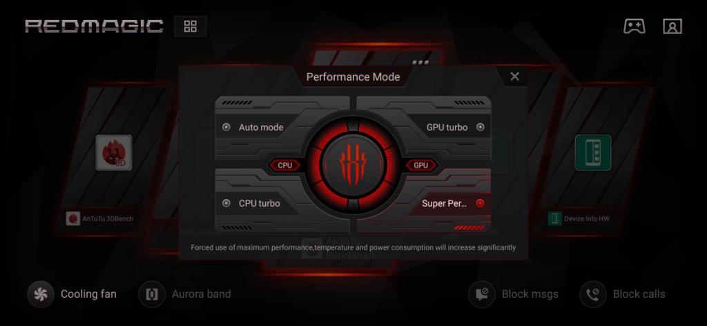 CPU & GPUターボ
