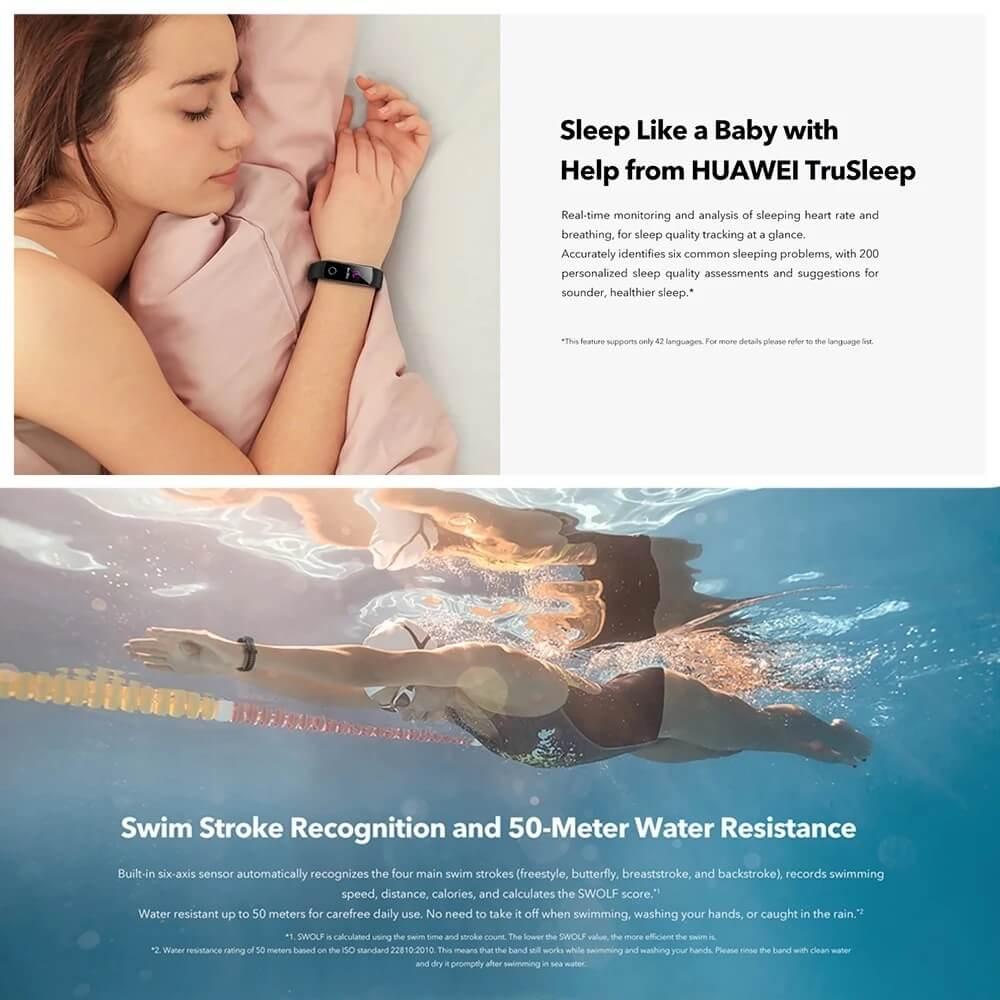 睡眠と防水