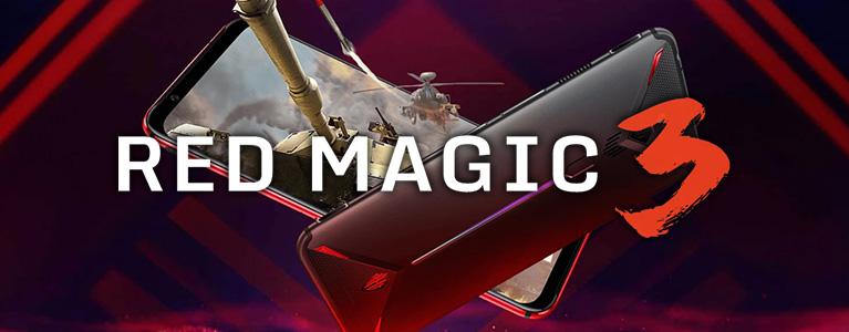 冷却ファン搭載Red Magic 3レビュー。90Hz有機ELに8K撮影可、1680万色に光るゲーミングスマホ