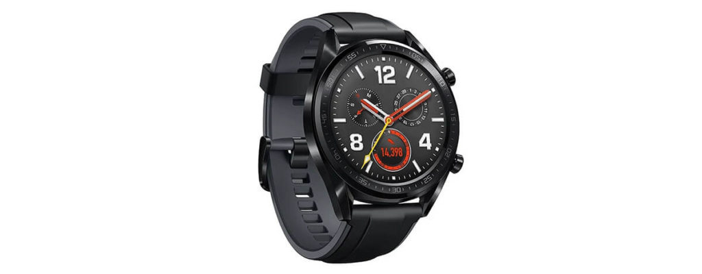 HUAWEI WATCH GTが約1.9万円。AMOLED・GPS搭載で最大2週間持つスマートウォッチ