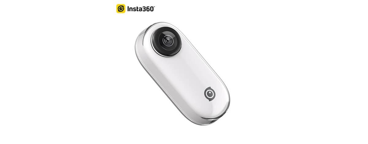 Insta360 Goがセール中。どこでもマウントできて首掛けもできるアクションカメラ
