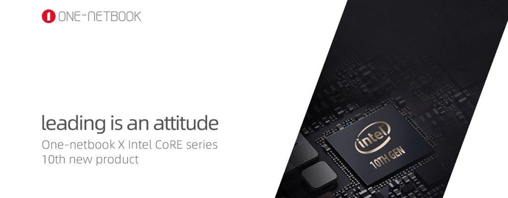 人気UMPC、OneMixにIntel 第10世代CPU搭載モデル登場予定。αテスター募集も
