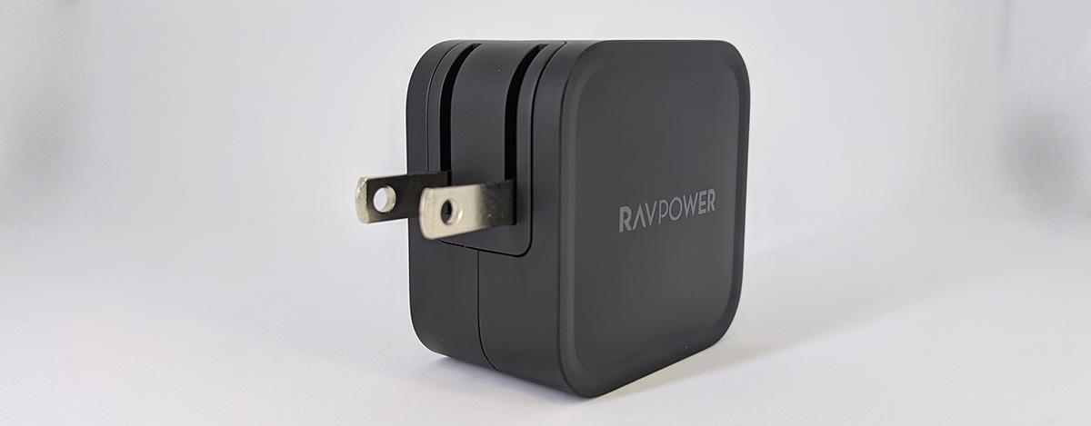RAVPowerの世界最小USB PD 61W充電器RP-PC112をレビューしようとしたら初期不良品だった