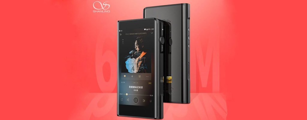 Android搭載ハイレゾ音楽プレイヤーShanling M6 DAP登場。Dual AK4495SEQでaptX HD/LDAC対応
