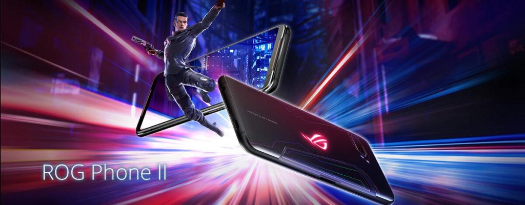 ROG Phone IIが約5.8万円。世界最速S855+にUFS 3.0、120Hzに6000mAhの最強ゲーミングスマホ