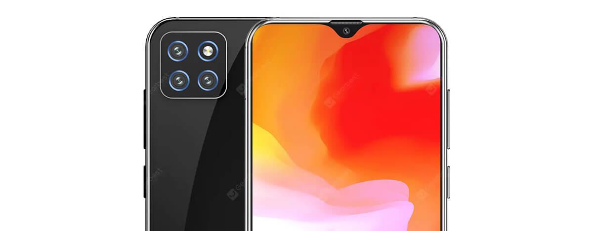 iPhone 11…ではないCUBOT X20 Proが1.6万円。SONY製トリプルカメラ搭載、LTE B19対応