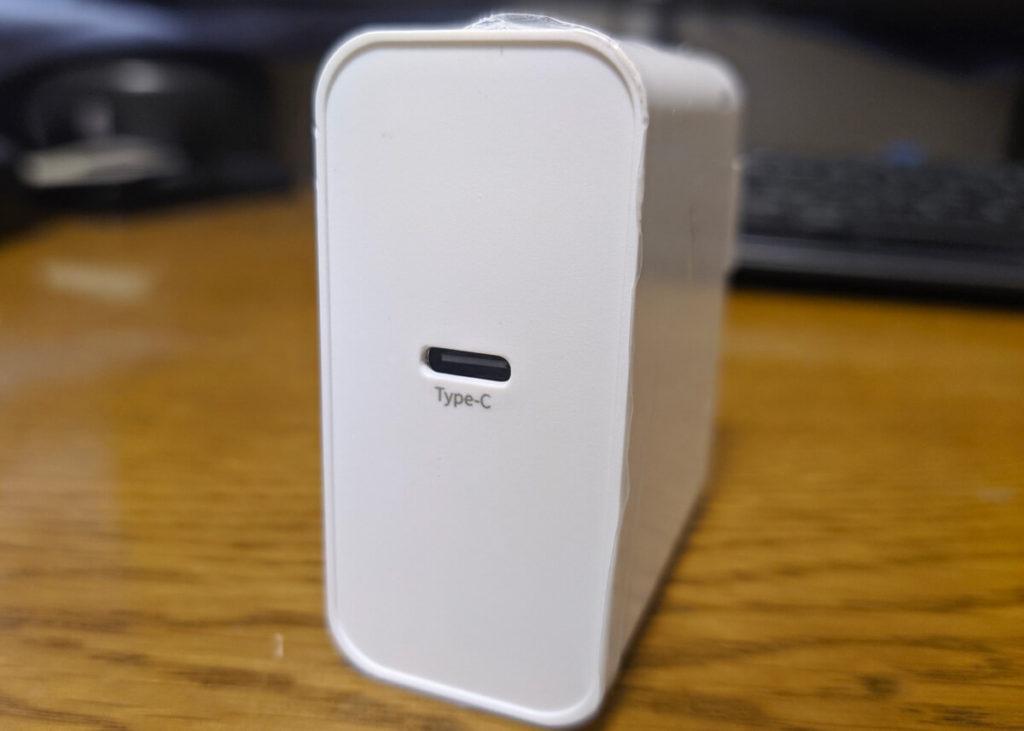 USB Type-C 1ポート