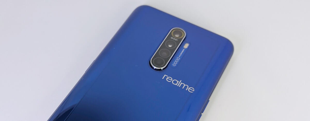 realme X2 Pro用保護フィルムOverlay Plusレビュー。反射防止でさらに見やすく