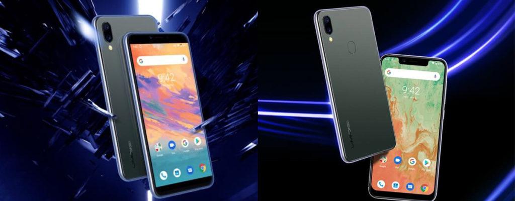 Android 10を8千円で。UMIDIGI A3S / A3X、激安価格なのにDSDS / VoLTE / LTE B19対応
