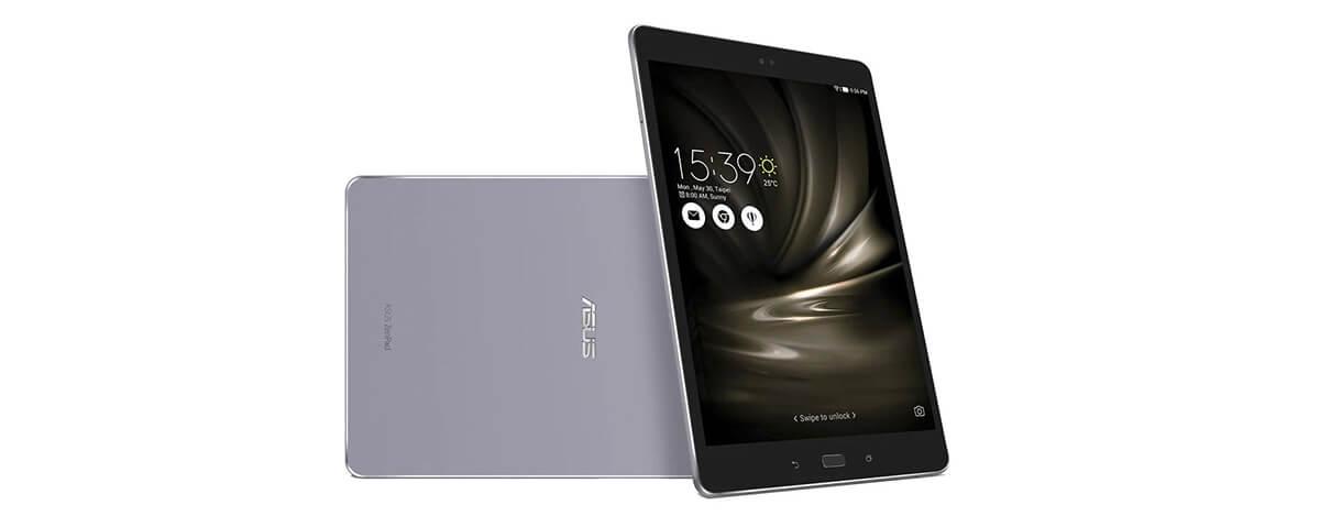 ASUS ZenPad 3S 10 タブレットが21,979円。LTE B19対応で7.1chバーチャルサラウンド