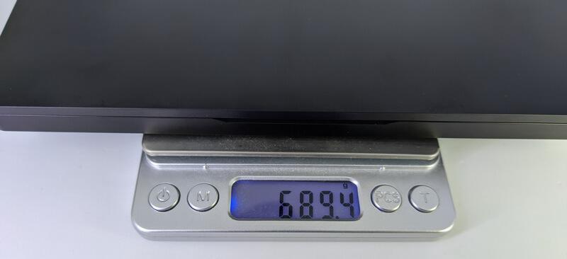 689.4g