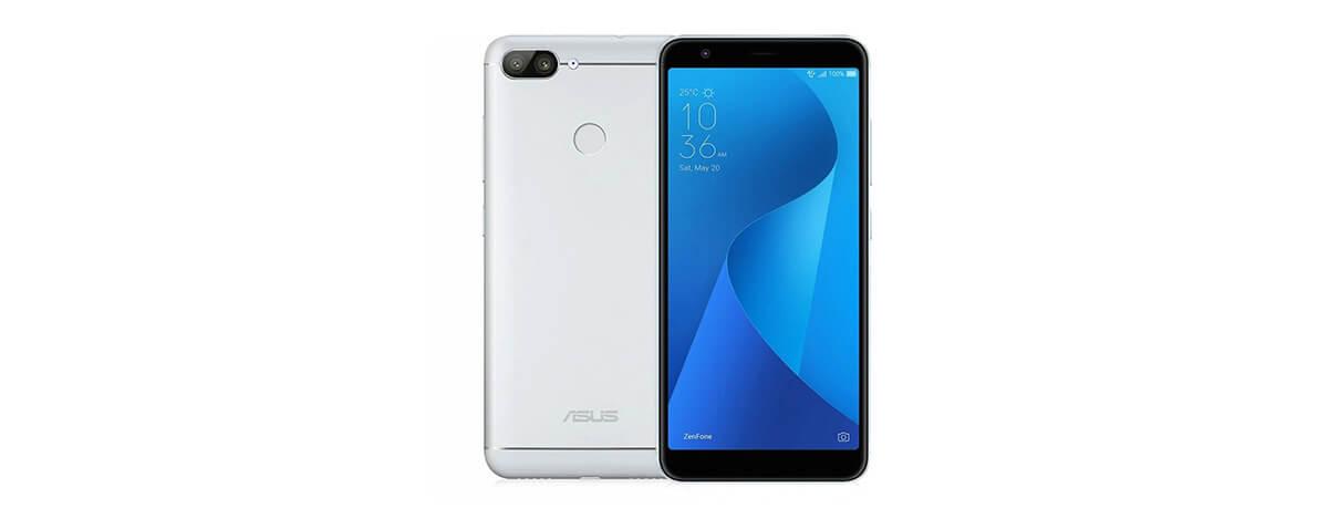 ASUS ZenFone Max Plus M1が9890円。4+64GBにLTE B19対応、DSDS+microSDカードも