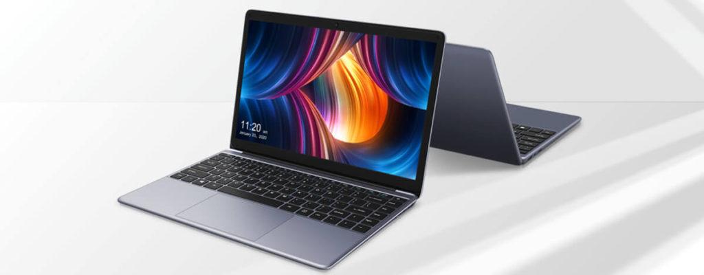 14.1型CHUWI Herobook Pro、N4000+8GBメモリ搭載で29,450円。256GB SSDも