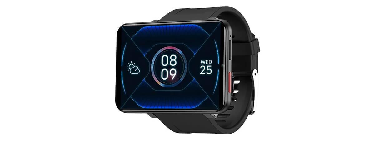 LEMFO LEMT 4Gスマートウォッチが$145.99に。GPS・2.86インチ画面にAndroid搭載