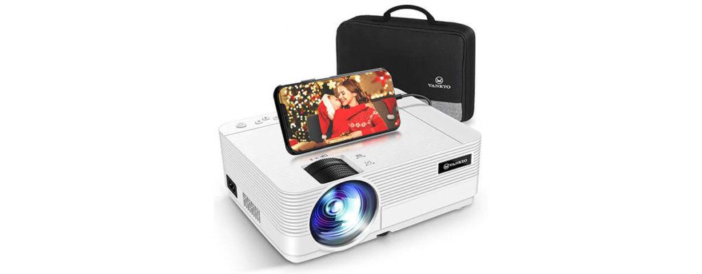 VANKYO Leisure 470 HDプロジェクターレビュー。4000ルーメンで明るい部屋でも見やすい
