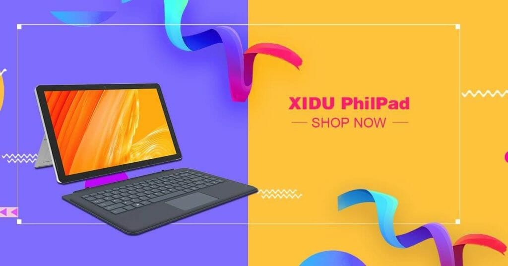 XIDU Laptop PhilPad